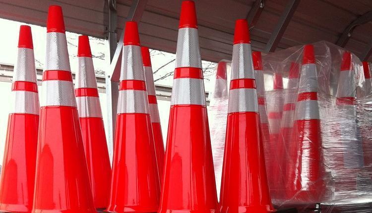 Traffic Cones - Traffic Safety Supplies Inc.